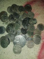 Продам дореформенные монеты СССР 31 - 61 г в хор. сост. 99 548 03 41